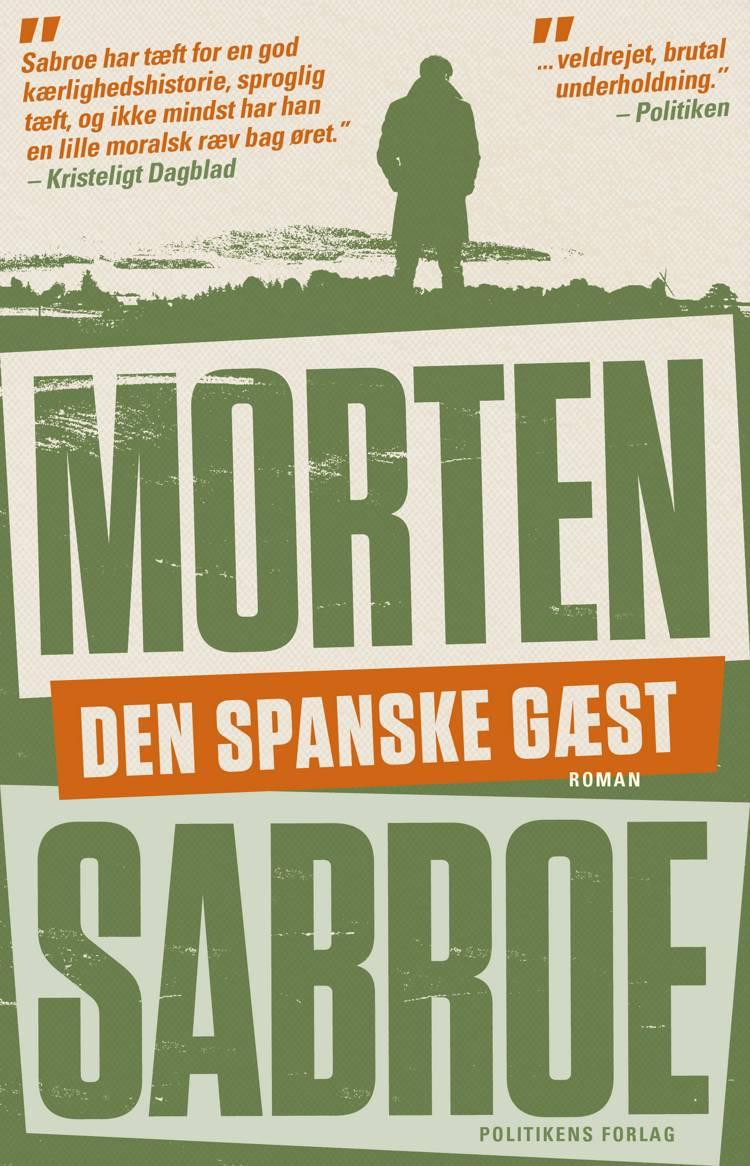 Den spanske gæst af Morten Sabroe