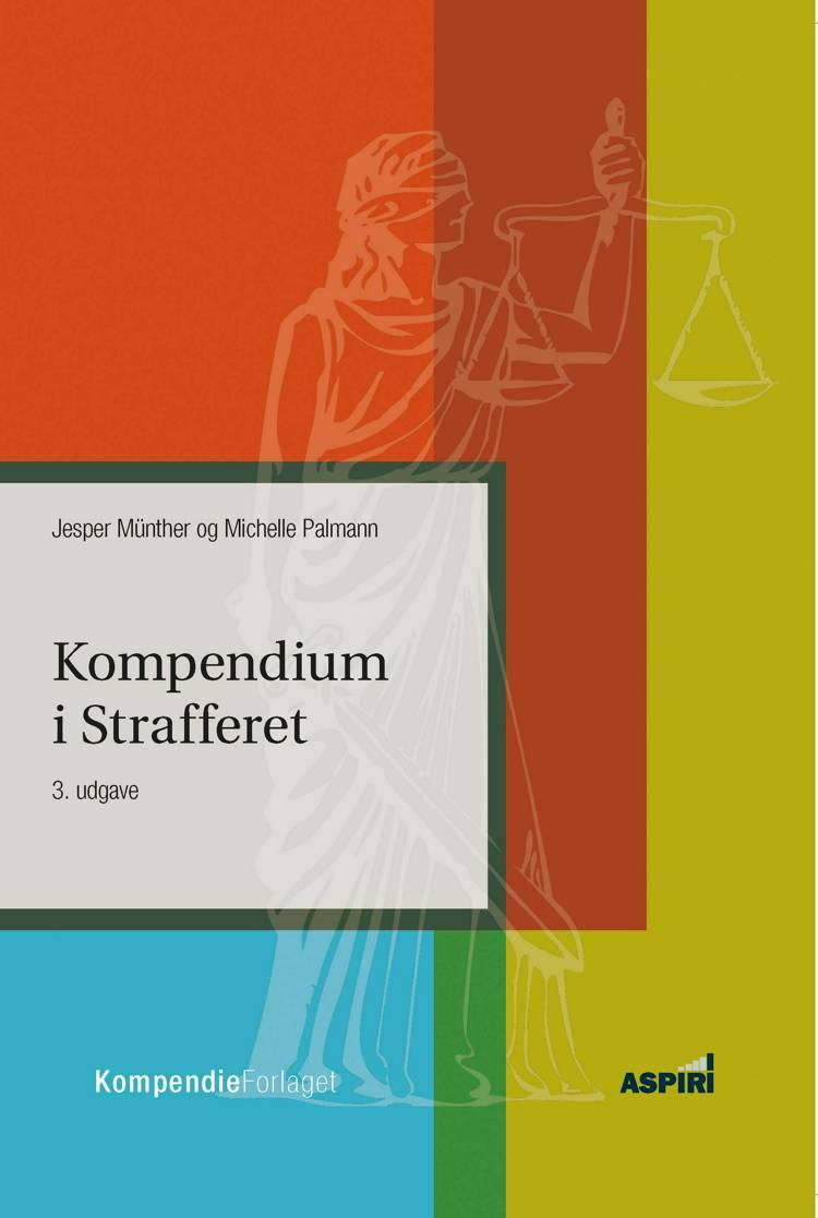 Kompendium i strafferet af Jesper Münther