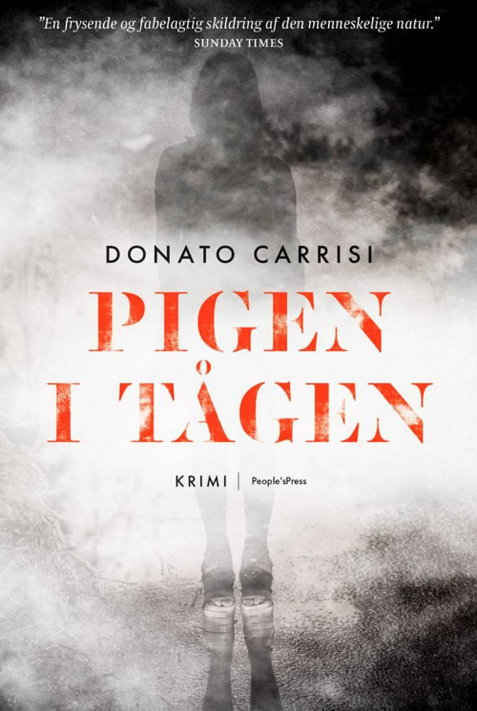 Pigen i tågen af Donato Carrisi