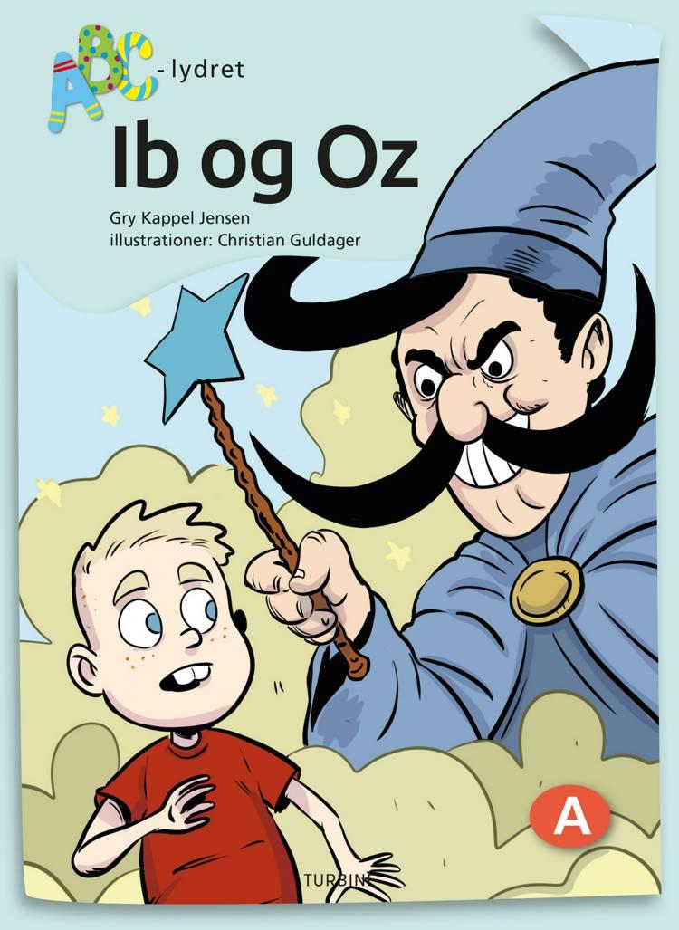 Ib og Oz af Gry Kappel Jensen