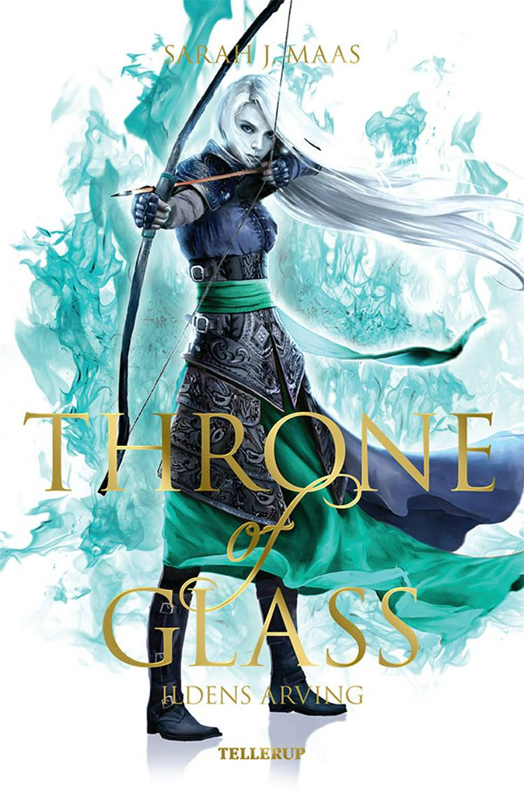 Throne of Glass #3: Ildens arving af Sarah J. Maas