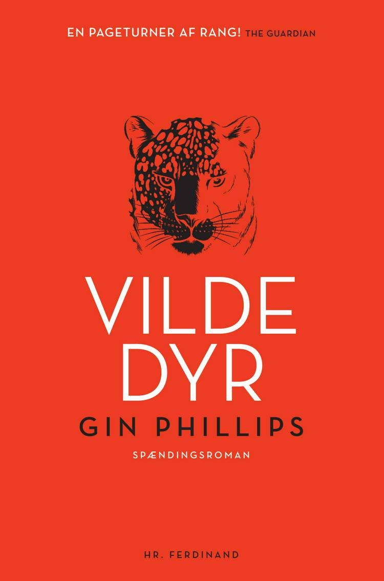 Vilde dyr af Gin Phillips