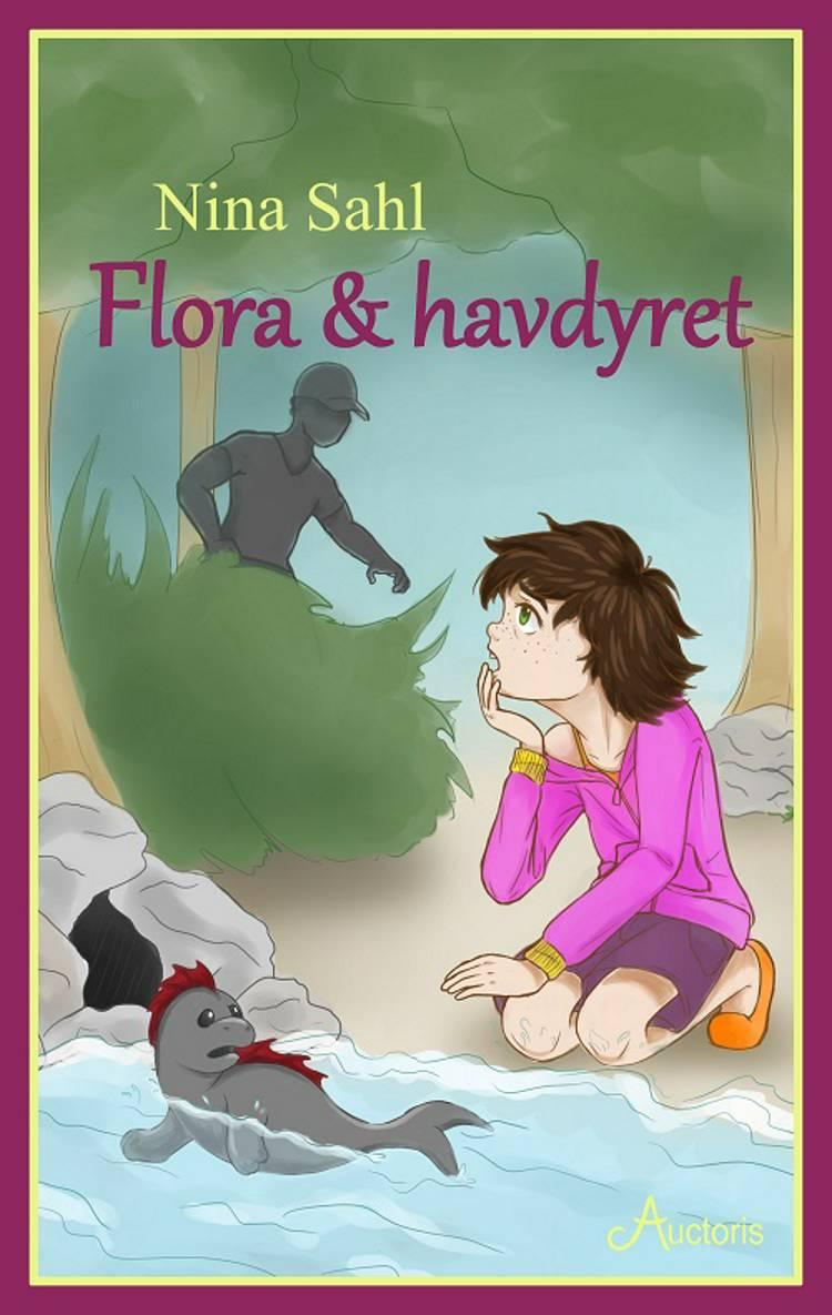 Flora & havdyret af Nina Sahl