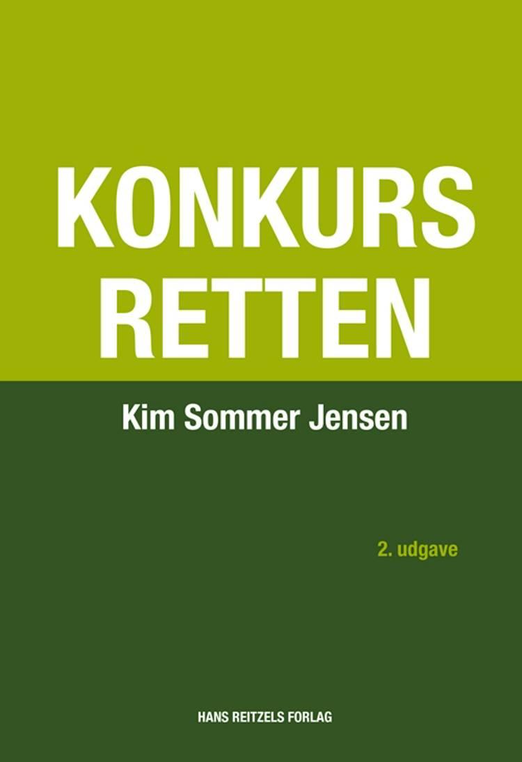 Konkursretten af Kim Sommer Jensen