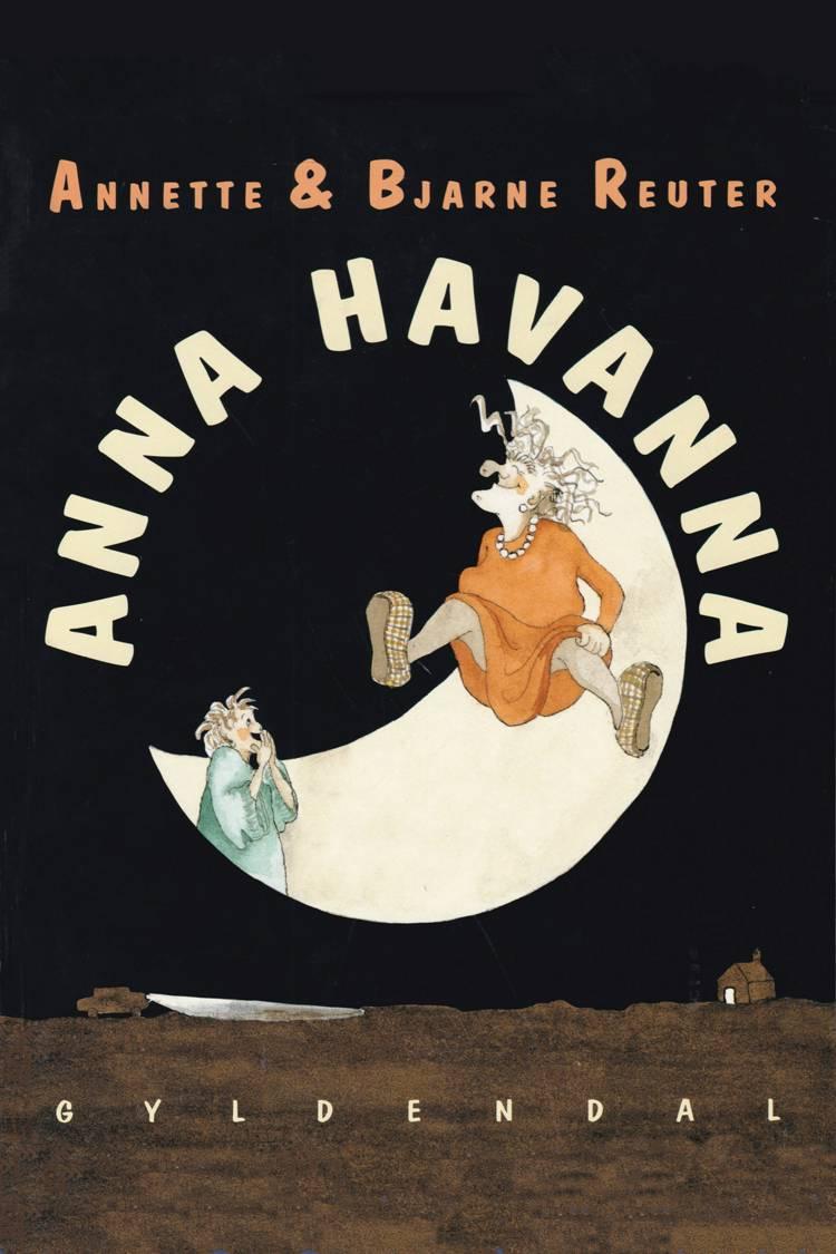 Anna Havanna af Bjarne Reuter