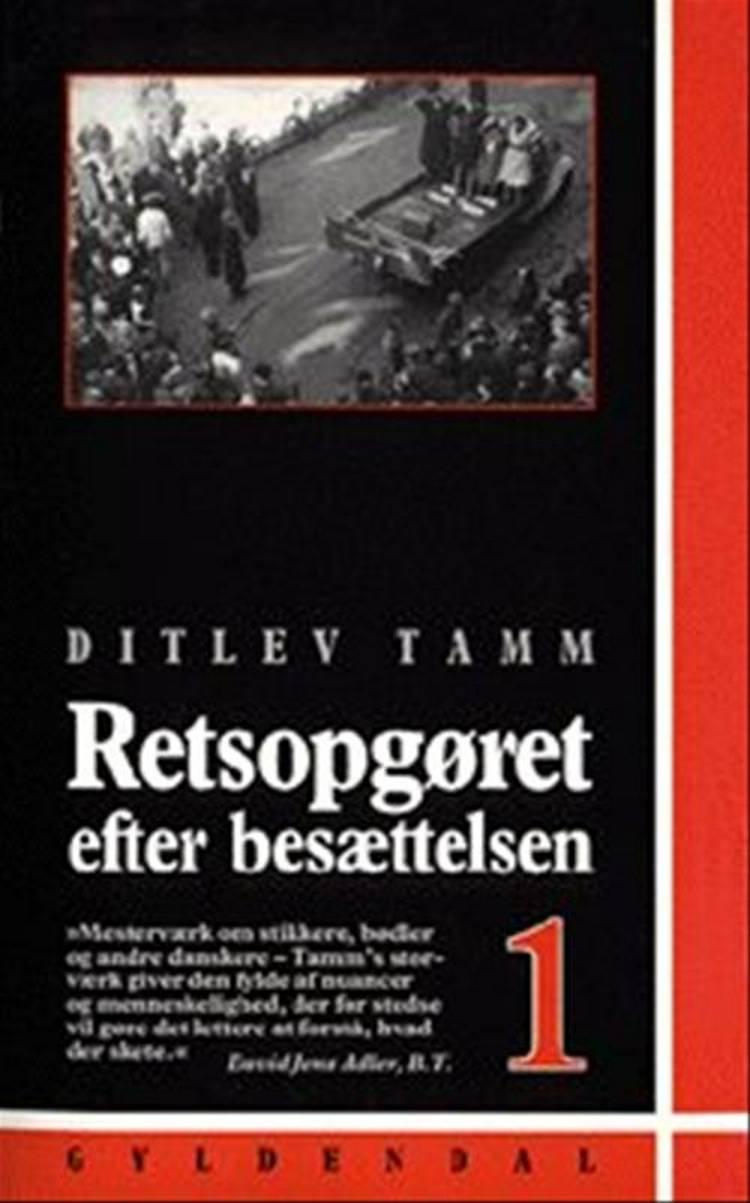 Retsopgøret efter besættelsen af Ditlev Tamm