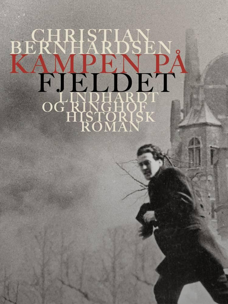 Kampen på fjeldet af Christian Bernhardsen