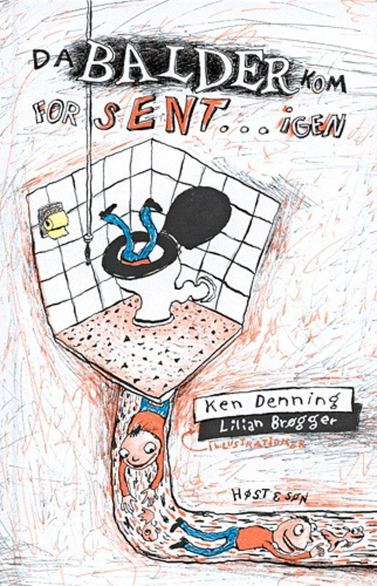 Da Balder kom for sent - igen af Ken Denning