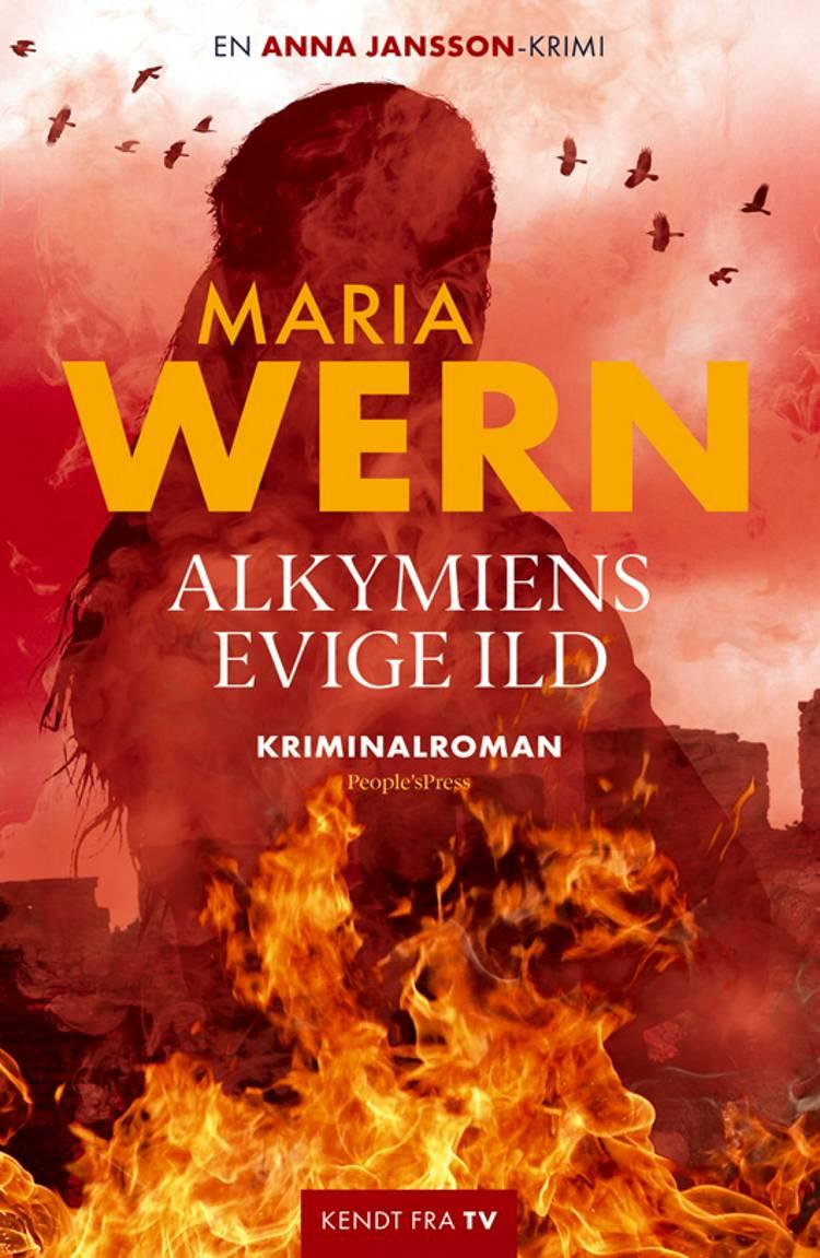 Alkymiens evige ild af Anna Jansson