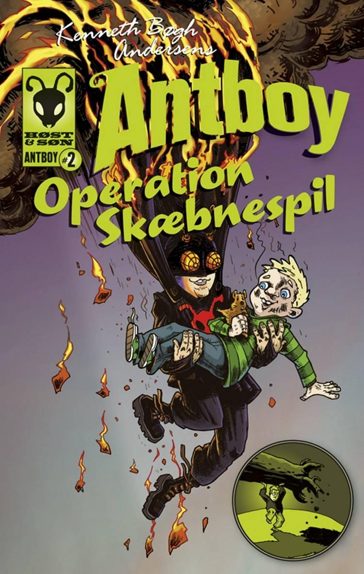 Operation Skæbnespil af Kenneth Bøgh Andersen