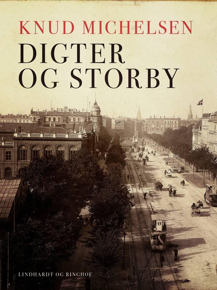 Digter og storby af Knud Michelsen