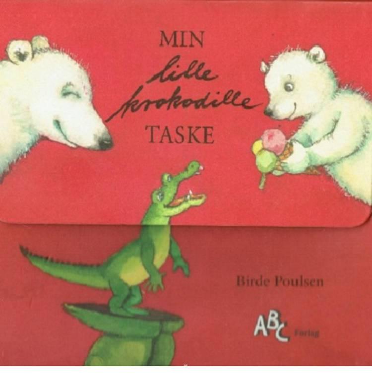 Lille Krokodille - kuffert af Birde Poulsen