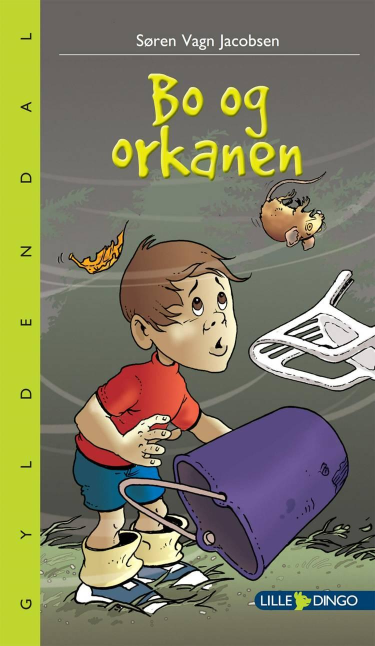 Bo og orkanen af Søren Vagn Jacobsen