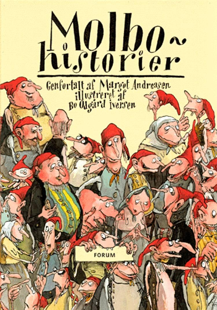 Molbohistorier af Margot Andreasen