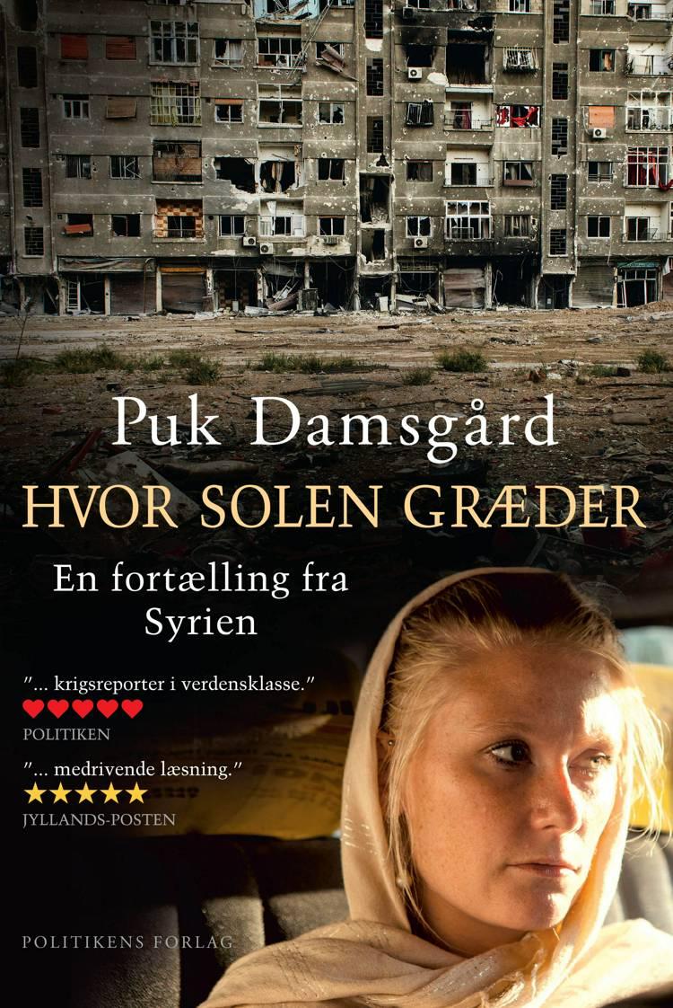 Hvor solen græder af Puk Damsgård Andersen