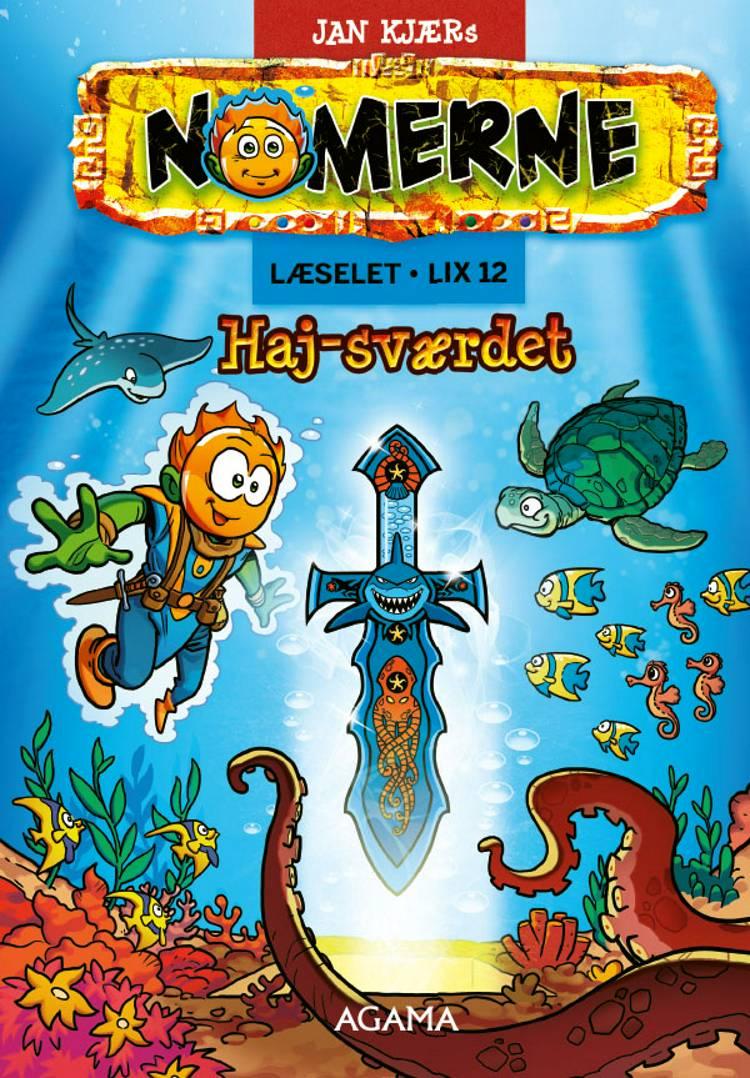 Hajsværdet (letlæsning) af Jan Kjær