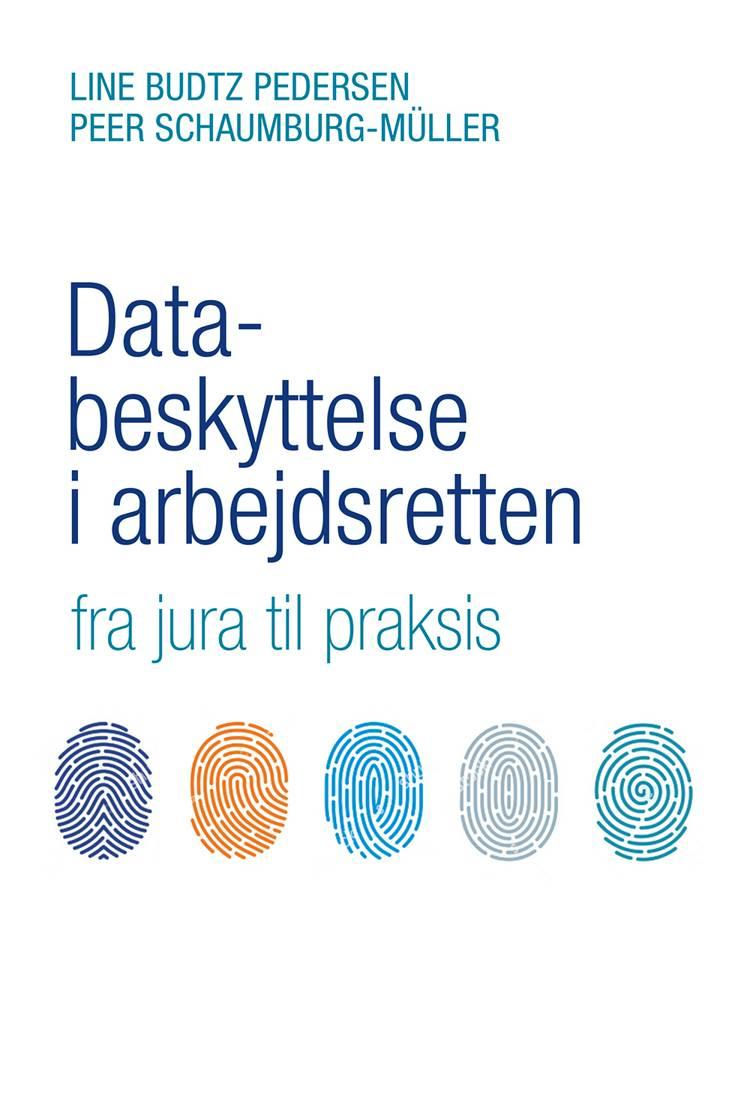 Databeskyttelse i arbejdsretten af Peer Schaumburg-Müller og Line Budtz Pedersen