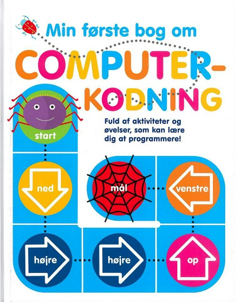 Min første bog om computerkodning af Kiki Prottsman