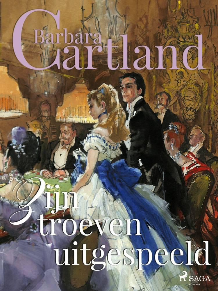 Zijn troeven uitgespeeld af Barbara Cartland