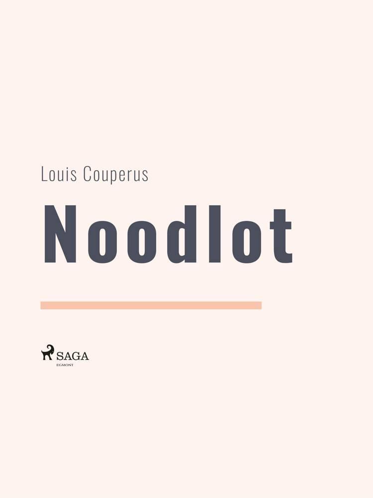 Noodlot af Louis Couperus