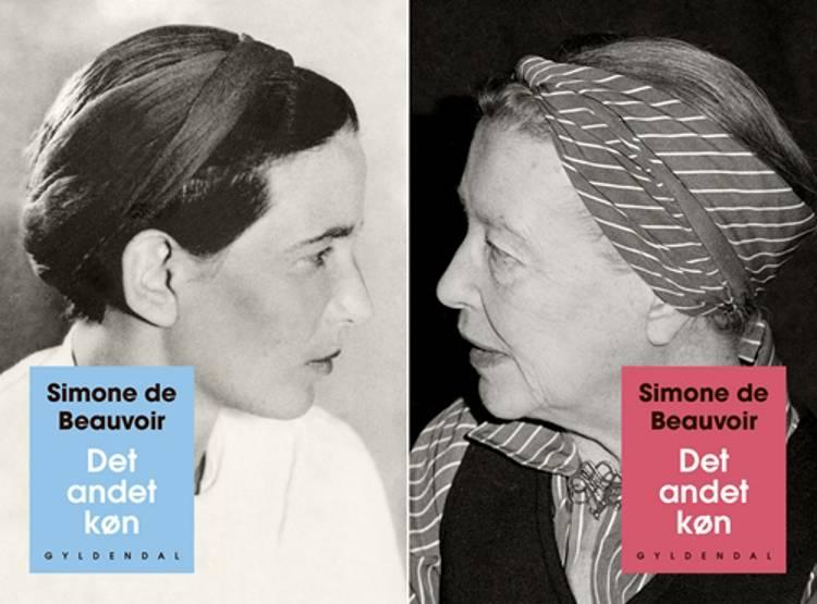 Det andet køn af Simone de Beauvoir