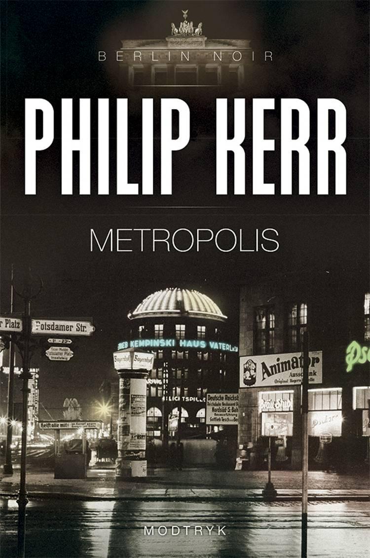 Metropolis af Philip Kerr
