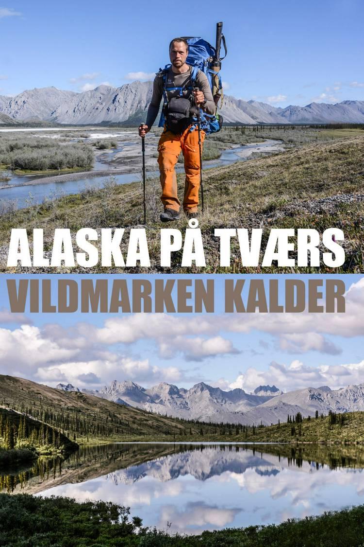 Alaska på tværs af Erik B. Jørgensen