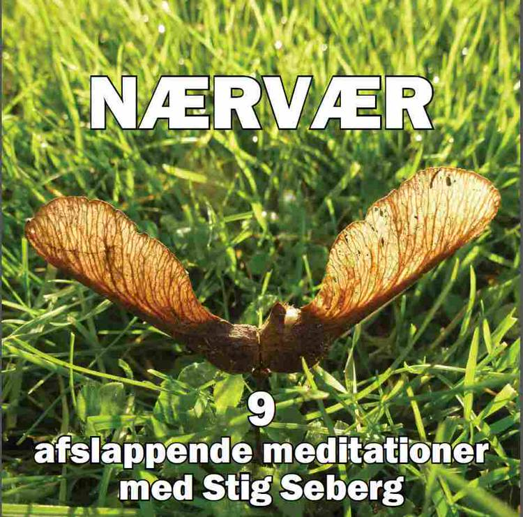 NÆRVÆR - 9 afslappende meditationer med Stig Seberg af Stig Seberg