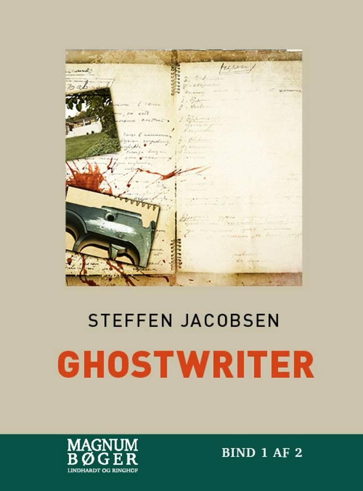 Ghostwriter (Storskrift) af Steffen Jacobsen