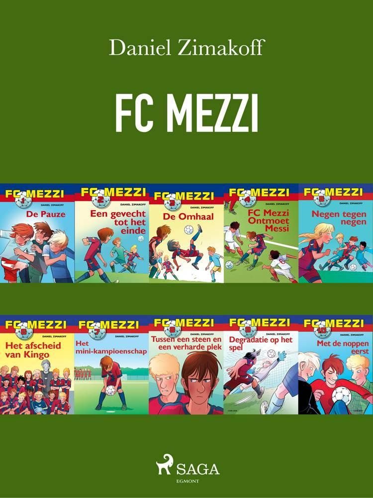FC Mezzi 1-10 af Daniel Zimakoff