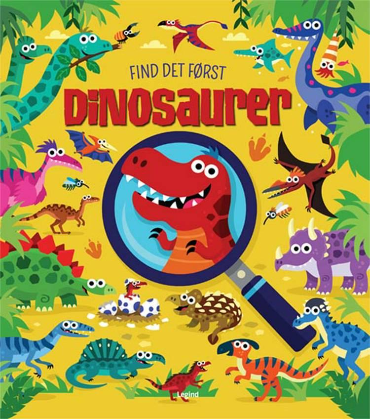 Find det først: Dinosaurer