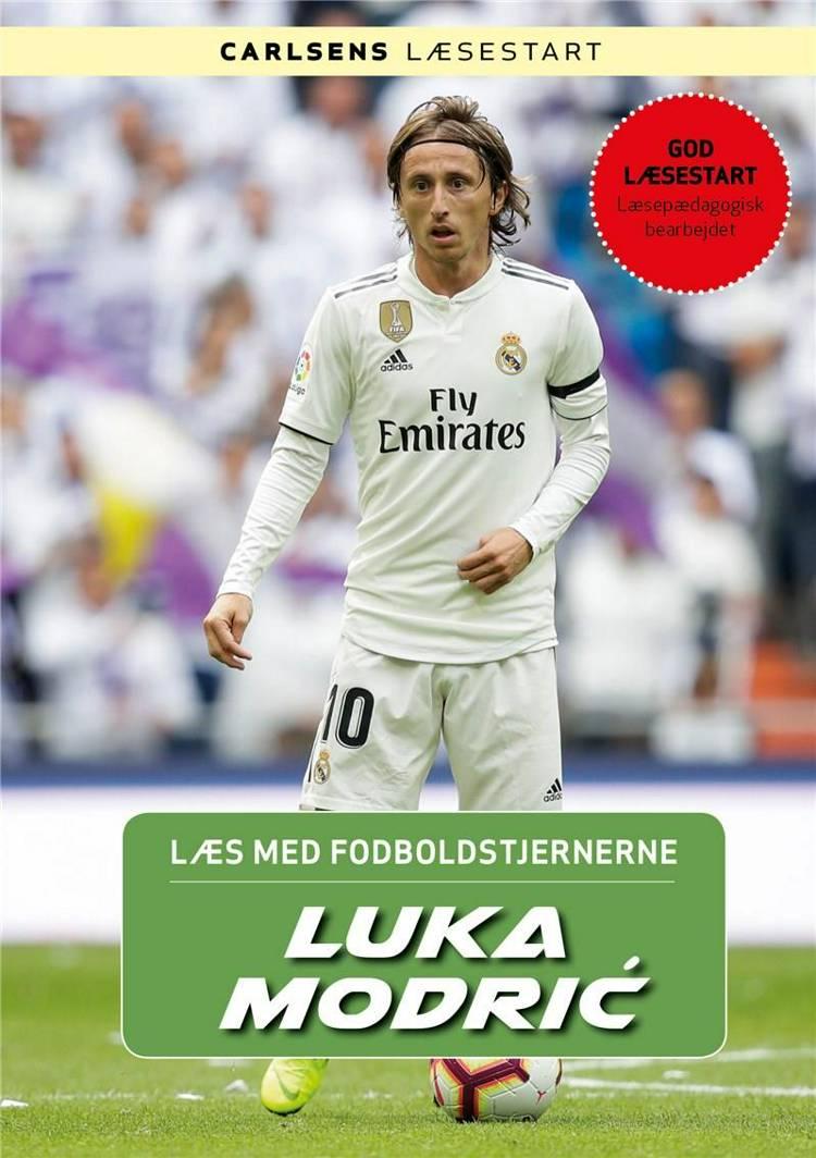 Læs med fodboldstjernerne - Luka Modric af Christian Mohr Boisen