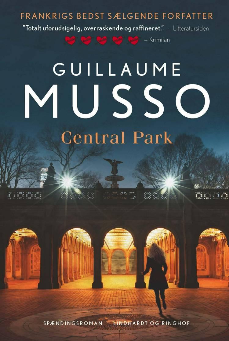 Central Park af Guillaume Musso