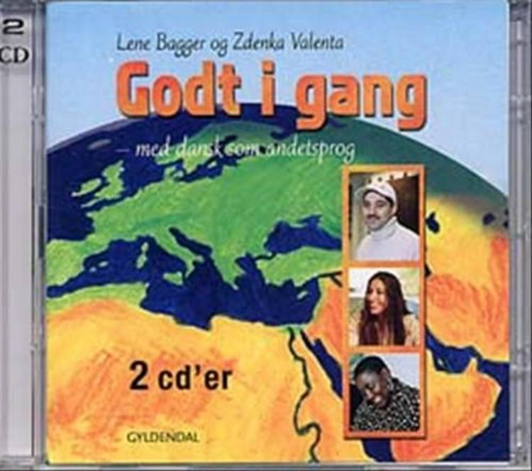 Godt i gang. cd kal af Lene Bagger og Zdenka Valenta