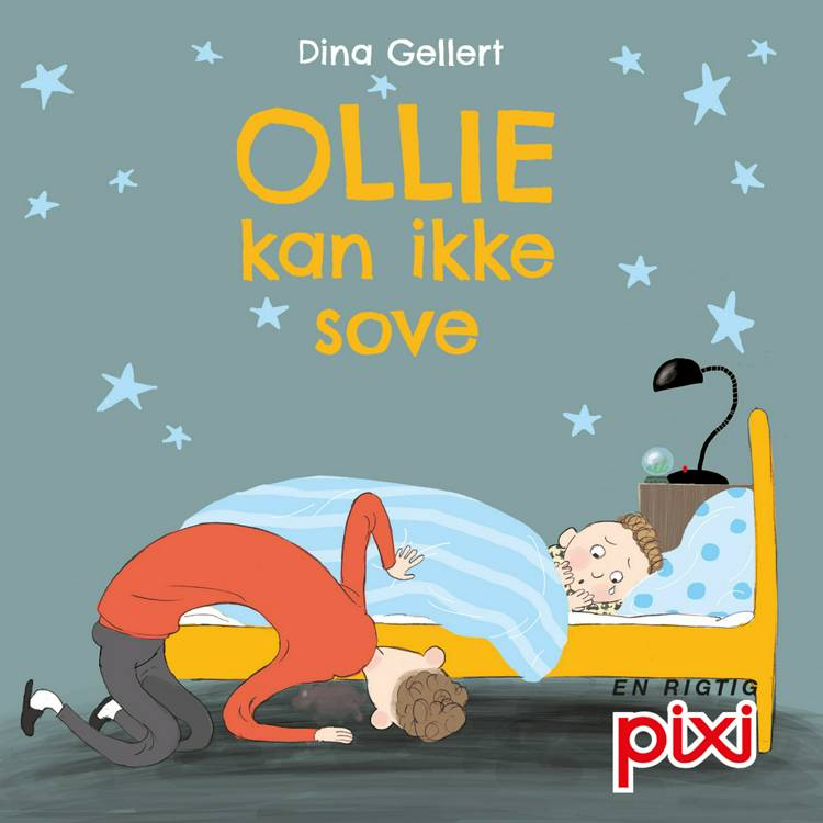 Ollie kan ikke sove af Dina Gellert