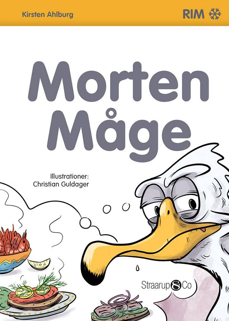 Morten Måge af Kirsten Ahlburg