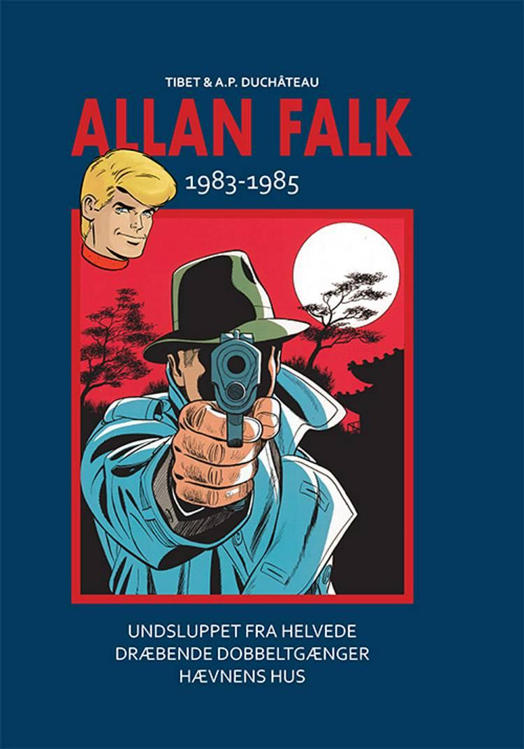 Allan Falk 1983-1985 af Duchâteau