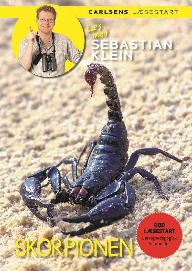 Læs med Sebastian Klein - Skorpionen af Sebastian Klein
