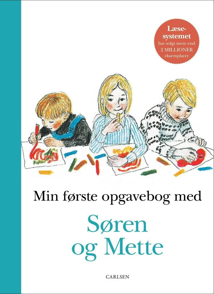 Min første opgavebog med Søren og Mette af Knud Hermansen og Ejvind Jensen