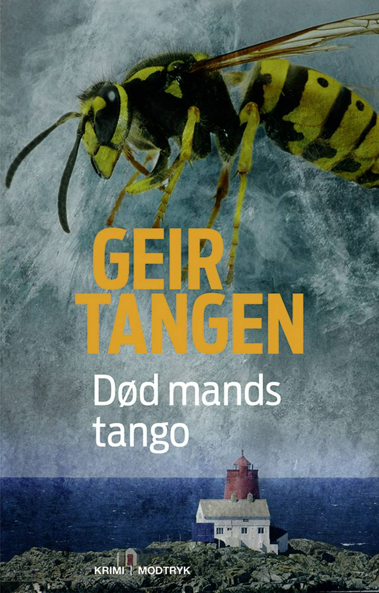 Død mands tango af Geir Tangen