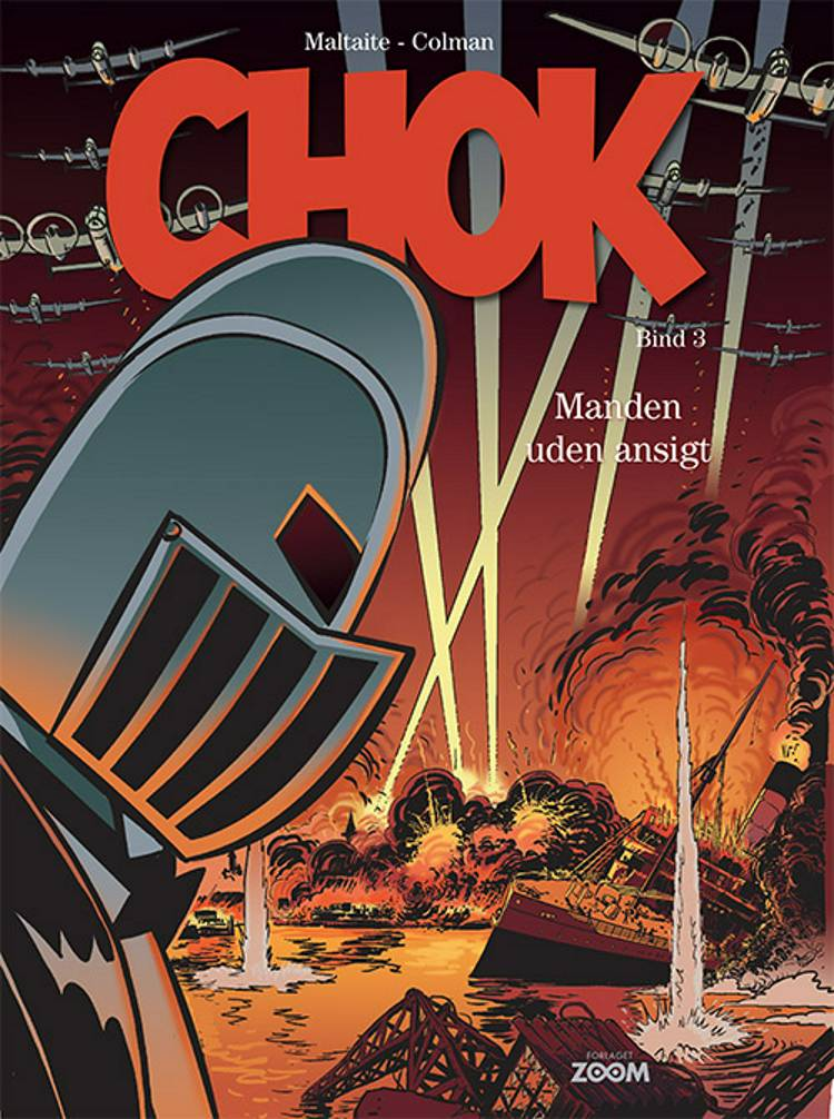 Chok 3: Manden uden ansigt
