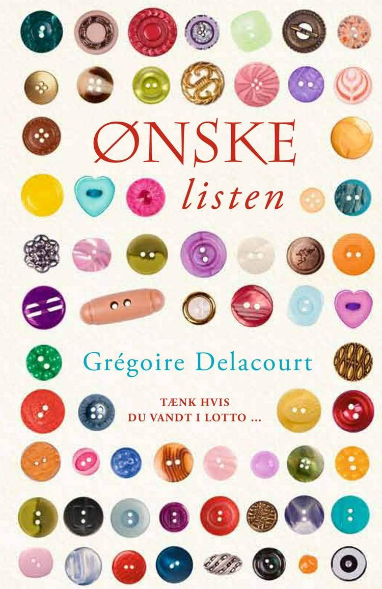 Ønskelisten af Grégoire Delacourt