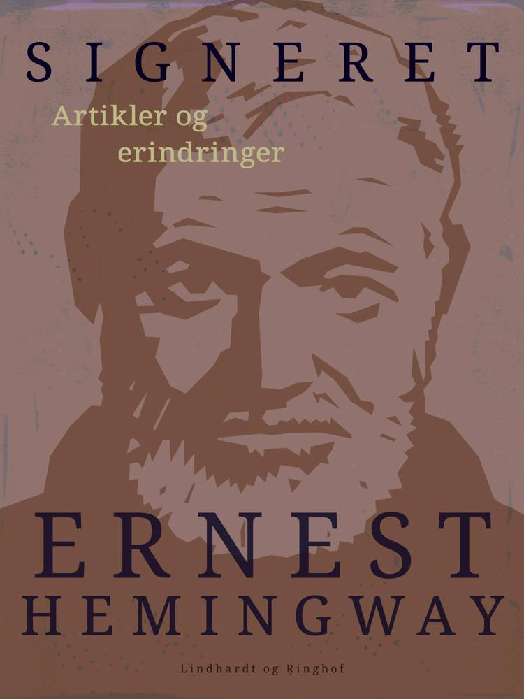 Signeret af Ernest Hemingway