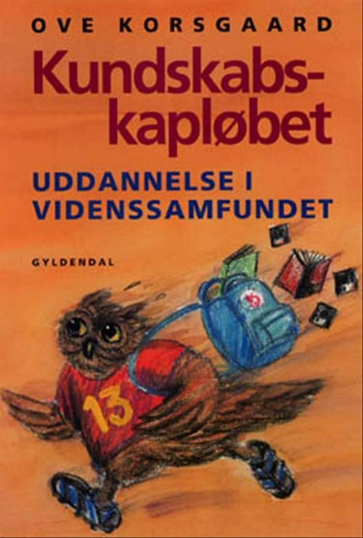 Kundskabs-kapløbet af Ove Korsgaard