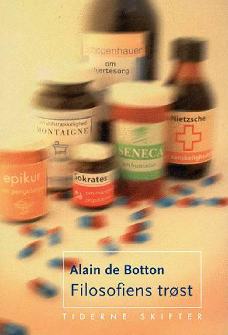 Filosofiens trøst af Alain de Botton
