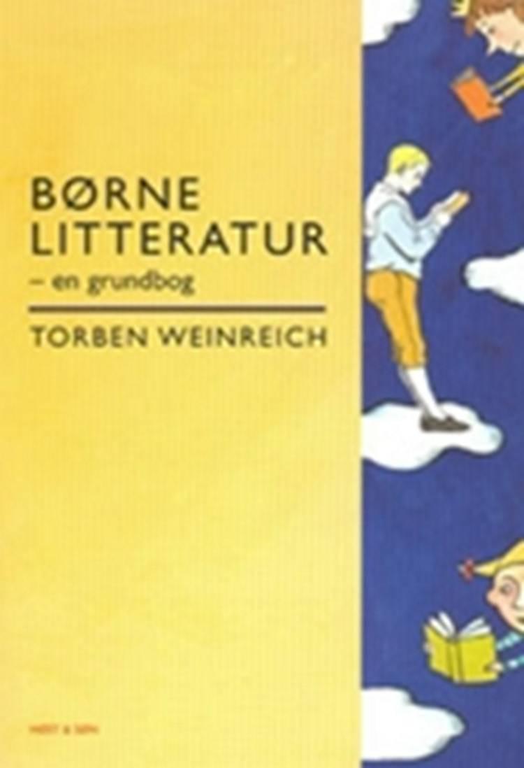 Børnelitteratur af Torben Weinreich