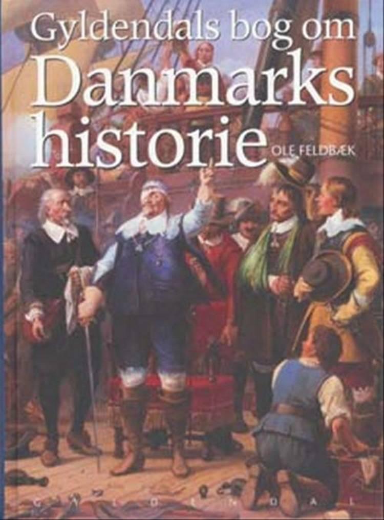 bedste bog om danmarks historie