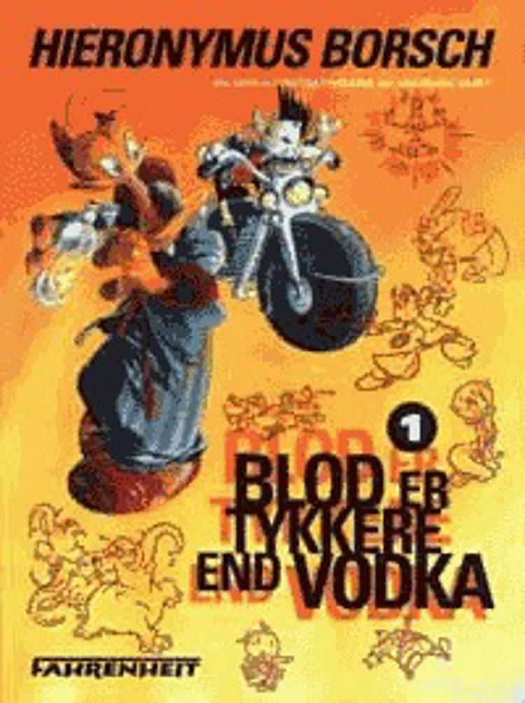 Blod er tykkere end vodka af Mårdøn Smet