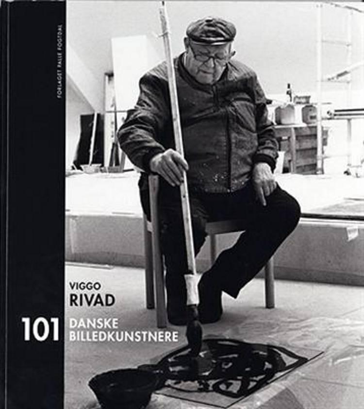 101 danske billedkunstnere af Viggo Rivad