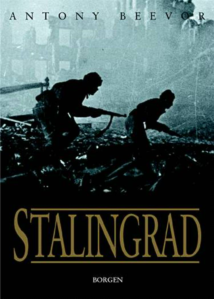 Stalingrad af Antony Beevor